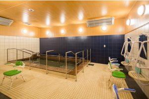 1F 大浴場