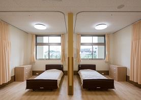 1階ショートステイ2人室