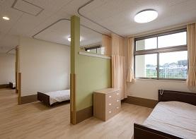 1階ショートステイ4人室
