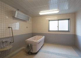 1階特別浴室